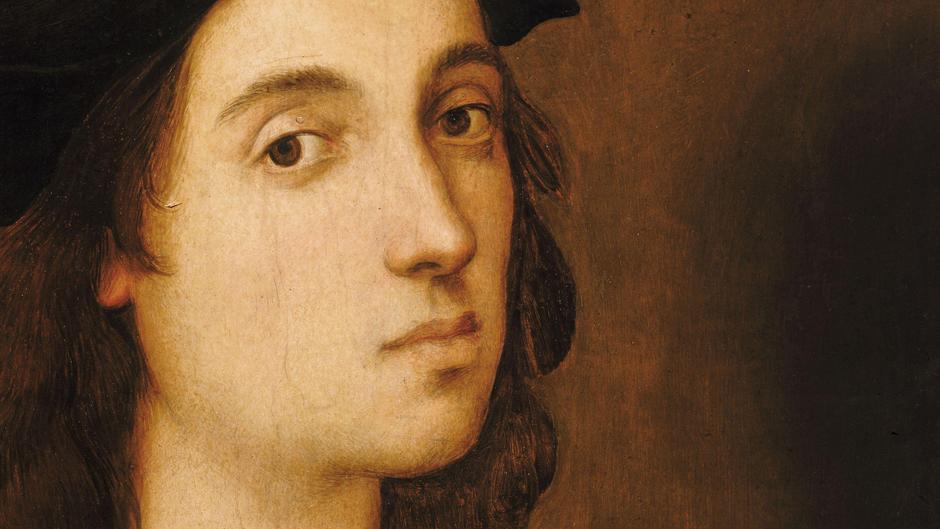 The Raphael Sketch The Mona Lisa Foundation