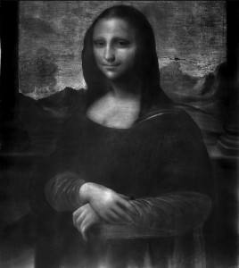 Davinci Paintings Infra Red