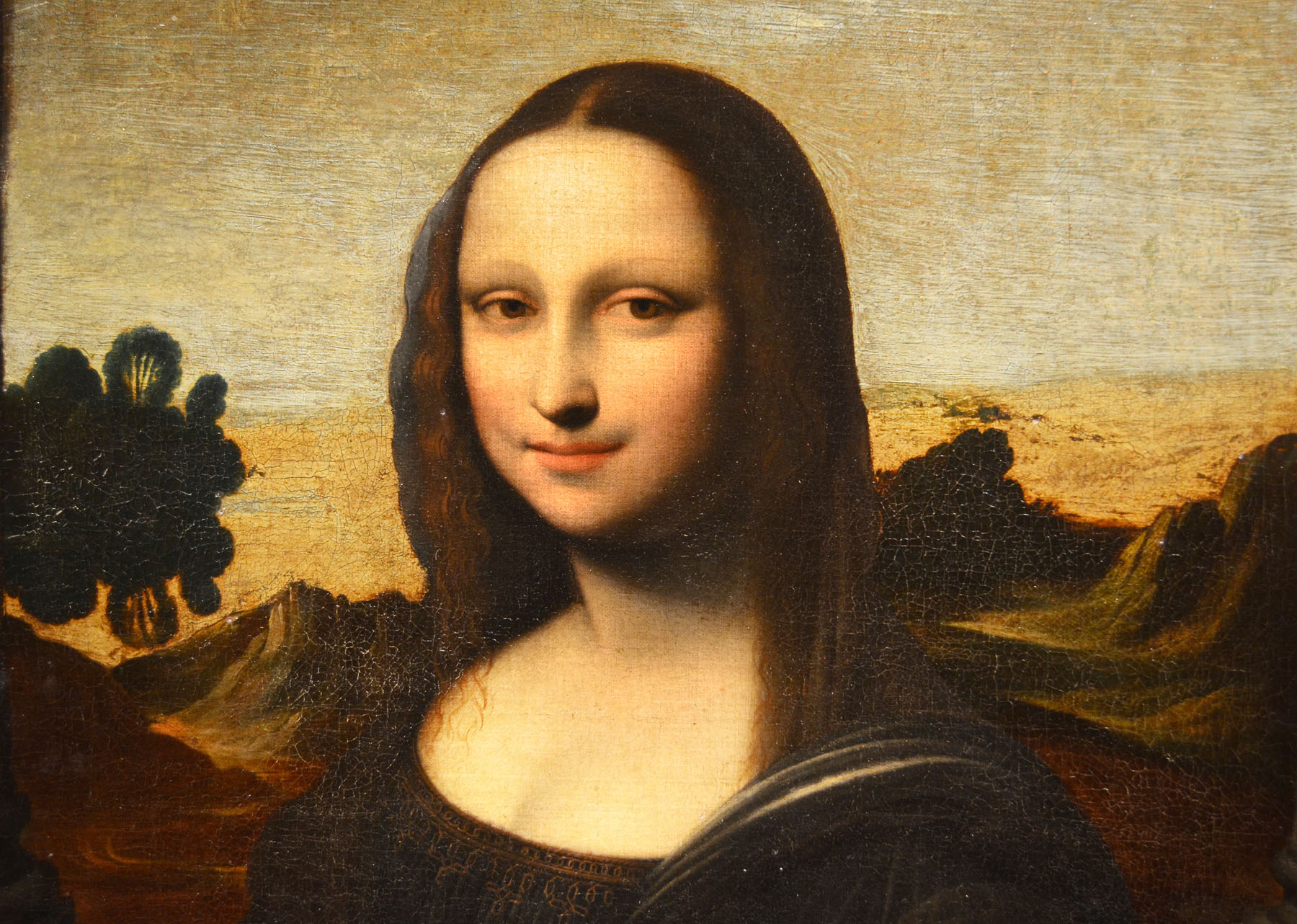 "The Earlier Version of the Mona Lisa (the ""Isleworth Mona Lisa ...: monalisa.org/2013/10/26/the-earlier-version-of-the-mona-lisa-as-the..."
